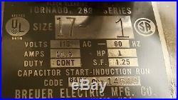 Tornado 283 17 Floor Machine Buffer/Polisher/Stripper/Scrubber withPad Driver