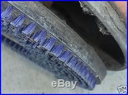 Triple SSS 20 inch Floor buffer polisher with pad