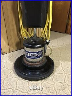 Trusted Clean Heavy Duty Single Pad Commercial Polisher Floor Buffer Machine