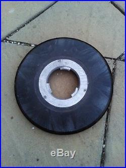 Truvox Trophy 17 Floor Polisher / Scrubber Pad Holder / Drive Board