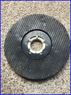USED GENUINE Victor Floor Polisher Scrubber 17 Pad Holder Drive Plate Board
