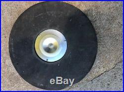 Used Essex Silver Line ESL17 Electric Floor 17 Buffer withpad Hardwood Polisher