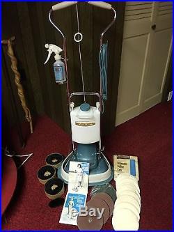 Vintage 1 Owner Electrolux B 8 Shampooer Floor Scrubber