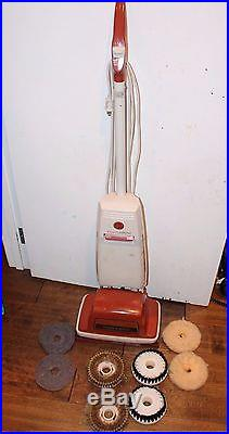 Vintage Hoover Floor A Matic Scrubber Polisher Conditioner