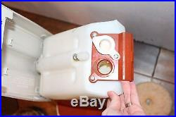Vintage HOOVER FLOOR A MATIC SCRUBBER POLISHER Conditioner Brushes Pads