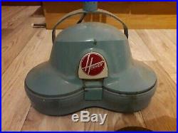 Vintage Hoover Floor Polisher/Buffer complete with pads