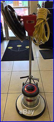 Viper Venom Floor Buffer Scrubber Machine 17 inch heavy duty with pad holder