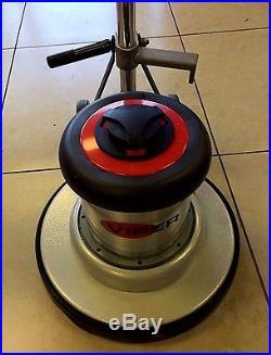 Viper Venom Floor Buffer Scrubber Machine 17 Inch Heavy