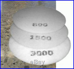 Wet Dry Reversible Diamond Floor Pad Cleaner Polisher Buffer Scrubber Twister